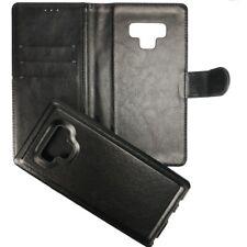 Samsung Galaxy Note 9 Wallet Case Twin 2in1 Book Etui und Cover Magnet Schwarz