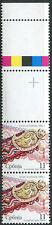 67.SERBIA 2009 definitive 11d. ERROR 2 stamps with Gutter margin MNH mi 273 I