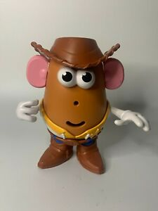 Mr. Potato Head Disney Toy Story Woody replacement parts Not complete