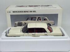 1/18 Mercedes-Benz 300 SEL 6.3 1970 Autoart 76141 Very Rare!