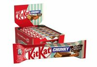 Nestle KitKat Chunky Salted Caramel Fudge 24 x 42 g Chocolate Candy from Germany