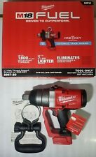 "Milwaukee M18 FUEL 1""dr High Torque 1800 ft-lb Impact Wrench, ONE-KEY #2867-20"