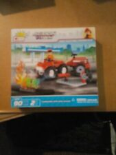 COBI Blocks  Action Town: Fire Fighting Building Set.. (1472).. NEW