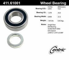 Axle Shaft Bearing-C-TEK Standard Bearings Rear Centric 411.61001E
