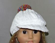 AMERICAN GIRL JULIE KNIT HAT FROM DOG WALKING OUTFIT