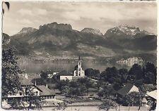 Vintage Postcard - Lac D'Annecy, Vue Generale sur Sevrier - Unposted 0316