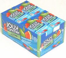 Jolly Rancher Chews Candy Original Fruit Flavors Chewy Bulk 12 Count Boxes