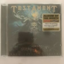 Testament Dark Roots Of Earth cd neuf sous blister