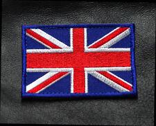 UNION JACK UK ENGLAND FLAG TACTICAL MORALE ARMY hook PATCH (MTE3)