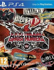 Tokyo Twilight Ghost Hunters: Daybreak Special Gigs (PS4)  BRAND NEW AND SEALED