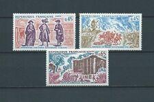 HISTOIRE DE FRANCE - 1971 YT 1678 à 1680 - TIMBRES NEUFS** MNH LUXE