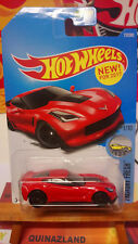 Hot Wheels Corvette C7 Z06 2017-217 (9972)