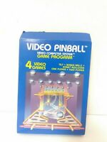 Atari 2600 Video Pinball (BOX ONLY) Good Condition Fast Shipping!