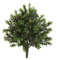 "15"" Sweet Grass Bush x 16 Artificial Greenery Wedding Centerpieces Fake Plastic"
