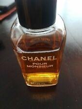 Chanel POUR MONSIEUR AFTER SHAVE (APRES RASAGE) 125ml VINTAGE 1980S