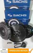 SKODA FABIA 1.9TDI 1.9 TDI VRS SACHS DUAL MASS FLYWHEEL AND CLUTCH KIT WITH CSC