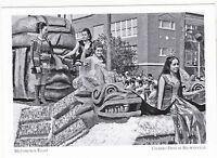 "*Postcard-""The Matamoros Float""-Charro Days @ Brownsville Tx (A50-1)"