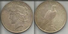 USA 1 DOLLARO PEACE 1922 D