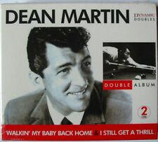 DEAN MARTIN (2CD) DOUBLE ALBUM - WALKIN MY BABY - I STILL - NEUF SCELLE