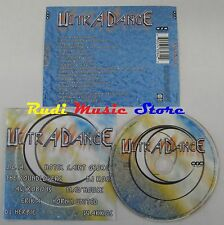 CD ULTRADANCE DJ ROSS MASH ASTROBOYS MAD HOUSE BACK TO BASICS M@D 2002 (C11)
