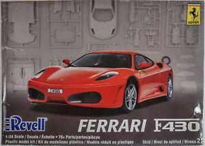 Revell Ferrari N.V. Ferrari F430 1/24 Model Kit New In Plastic
