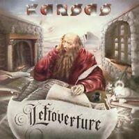 """KANSAS """"LEFTOVERTURE"""" CD NEUWARE"""