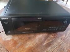Sony CDP-CX50 50+1 Disc CD Player 100% Working Excellent Tested