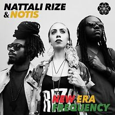 NATTALI RIZE - NEW ERA FREQUENCY (CD) Sealed