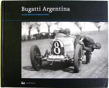 BUGATTI ARGENTINA CRISTIAN BERTSCHI, ESTANISLEO LACONA CAR BOOK LIMITED EDITION