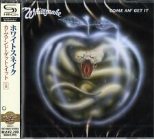 WHITESNAKE-COME AN' GET IT +6-JAPAN SHM-CD E50
