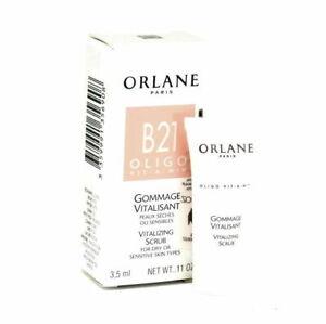 Orlane B21 Oligo Vit-A-Min Vitalizing Scrub for Dry or Sensitive Skin (Sample)