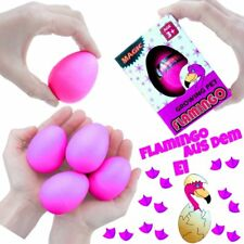 German Trendseller® - 6 x Schlüpfender Flamingo im Ei | NEU
