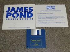 James Pond-Bellota Arquímedes/A3000/RISC PC etc/RISC OS