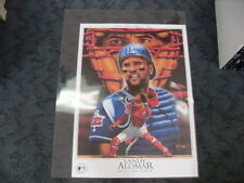 """Large Picture 36"""" X 26"""" Sandy Alomar """"Grand Slam Collector's Series"""" #2363"""
