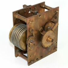 FUSEE TALL CASE CLOCK MOVEMENT 8 Day - ANTIQUE - ENGLISH / AMERICAN - KS331