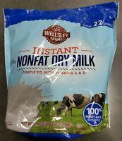 Wellsley Farms Nonfat Dry Milk, 4 lbs