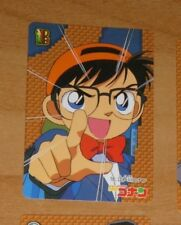 DETECTIVE CONAN PP CARDDASS CARD CARTE 16 MADE IN JAPAN 1996 MINT NEUF NEU