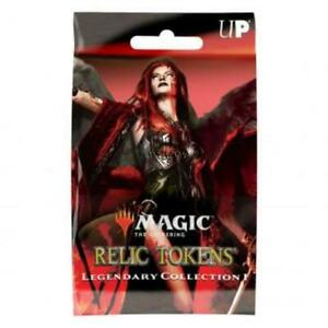 Ultra Pro MtG Dice Relic Tokens Legendary Collection Pack New