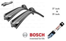 """New Bosch Aerotwin Front Wiper Blade (Set)  27"""" & 25""""  (680 mm & 625 mm) - A585S"""