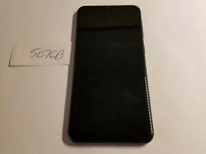 Samsung Galaxy A20 SM-A205U - 32GB - Black (Sprint) (5076B)