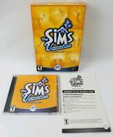 New The Sims Vacation Expansion Pack PC Game Windows 2002 CD