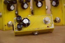Analogwise Pocket Rocket mk IV germanium fuzz guitar pedal. Handmade!