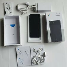 Google Pixel 3 unlocked, boxed, Excellent condition. No scratches