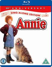 ANNIE - BLU-RAY - REGION B UK