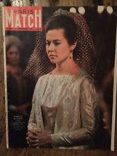 Paris Match 19/09/1964 - Belmondo Steve Mac Queen Mariage Isabelle de France