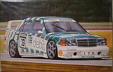 Fujimi 1/24 1990 Mercedes-Benz 190E 2.5 'Debis' Group A Racing #95 Sealed Inside