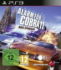 Sony PS3 Playstation 3 RTL Alarm für Cobra 11 Das Syndikat Crash Time4 Syndicate