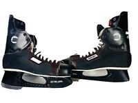 Vintage Bauer Blazer 66 Men's Ice Hockey Skates Size 11.5 Made In Canada