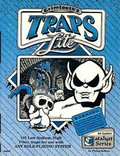 GRIMTOOTH'S TRAPS LITE 8509 NM! Dungeon Masters Guide AD&D TSR Dungeons Dragons