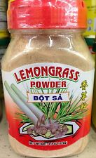 All Natural Lemon Grass Powder - NO MSG - Lemongrass For Cooking - Herb Spice